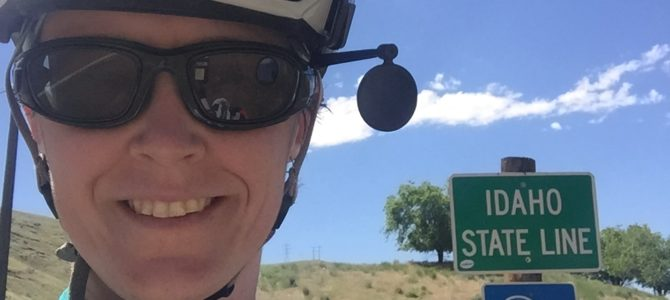 Day 13: Halfway, OR to Cambridge, ID