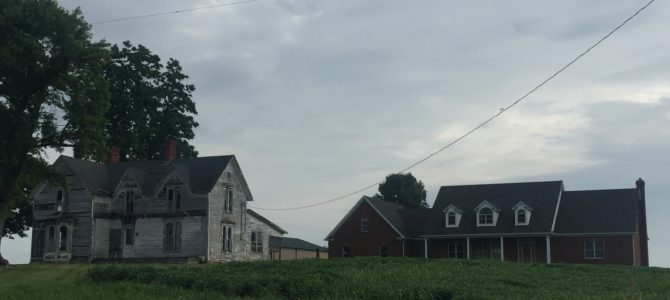 Day 56: Springfield, KY to Bryantsville, KY (to Lexington, KY)