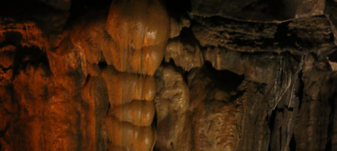 Day 54: Mammoth Cave National Park, KY to Horse Cave, KY